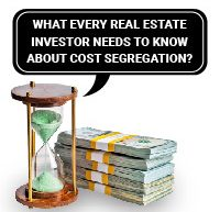what every real estate investor should know about cost segregation
