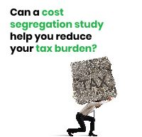 can a cost segregation study help you reduce your tax burden